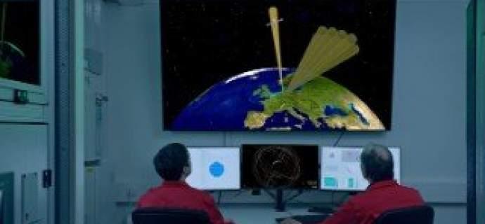 GESTRA – Neue Fähigkeiten in der Weltraumüberwachung in Deutschland