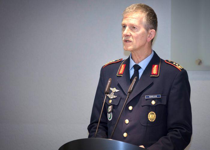 Jubiläumsveranstaltung: 60 Jahre Verband der Reservisten der Deutschen Bundeswehr e.V. im Bundesverteidigungsministerium