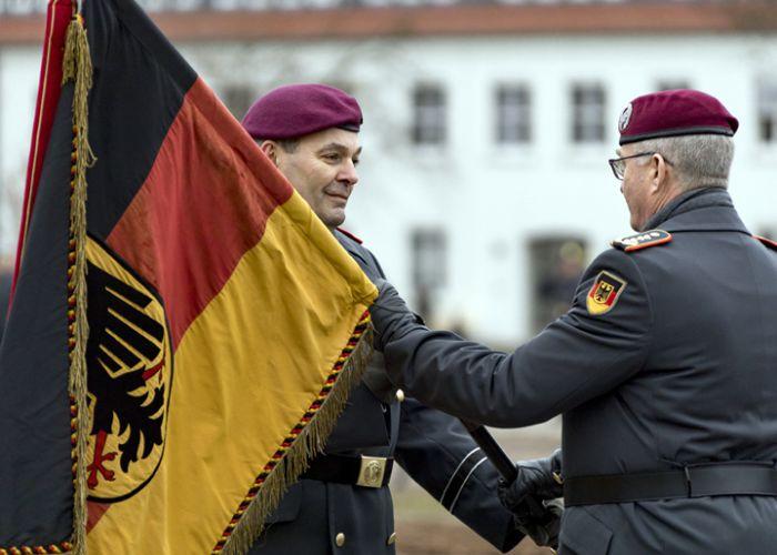 Generalleutnant Alfons Mais ist der neue Inspekteur des Deutschen Heeres