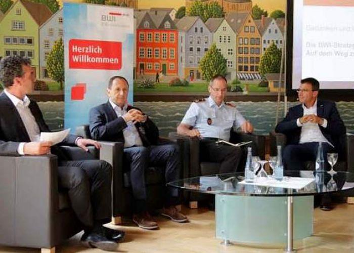 IT-Modernisierung und Digitalisierung haben bei Bundeswehr und Bund hohe Priorität