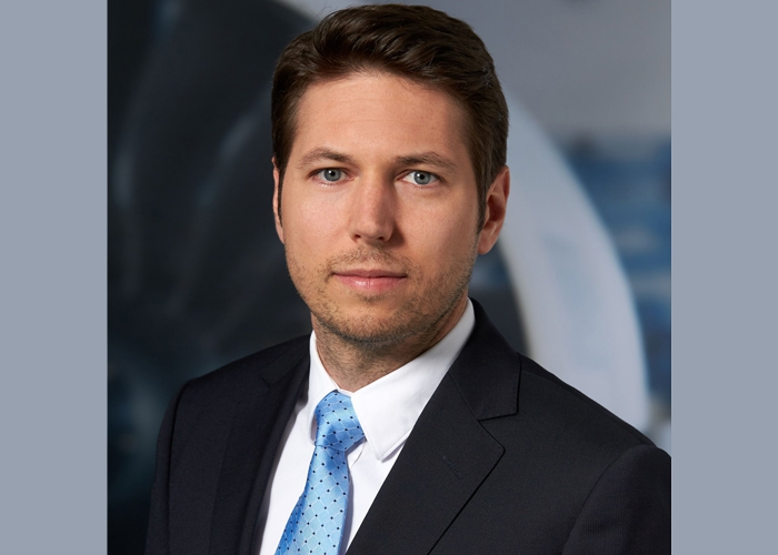 Patrick Biebel übernimmt die Leitung der MTU Maintenance Lease Services B.V.