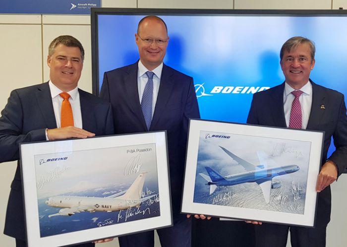 Boeing beauftragt Aircraft Philipp Group mit der Produktion von Flugzeugbauteilen in Baden-Württemberg und Bayern
