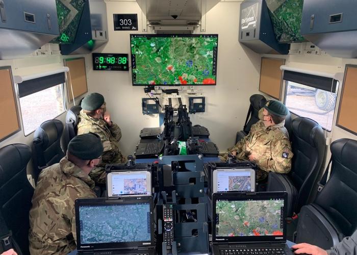 Elbit Systems Battle Management System TORCH-X wurde bei der aktuellen multinationalen NATO-Übung erprobt