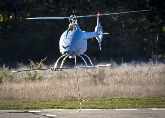 VSR700-Prototyp absolviert ersten Flug