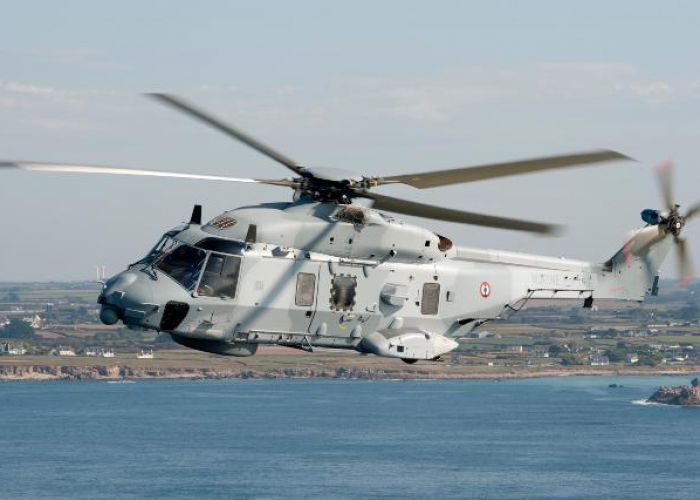 Auswahlentscheidung: Neue Bordhubschrauber für die Flotte
