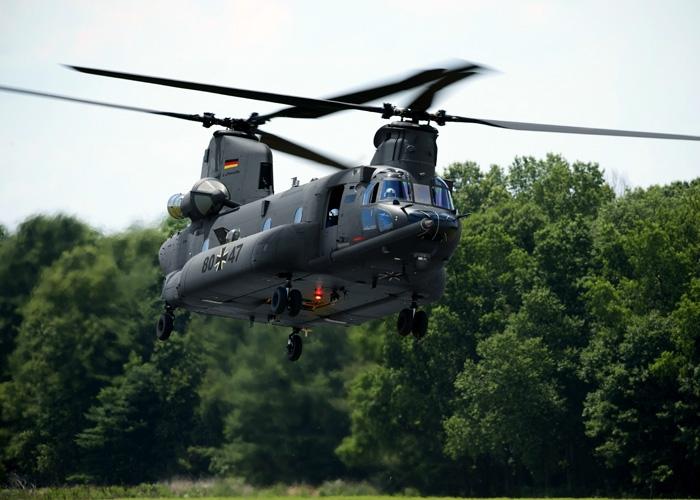 Boeing, Honeywell and Rolls-Royce Deutschland partner to service H-47 Chinook engines