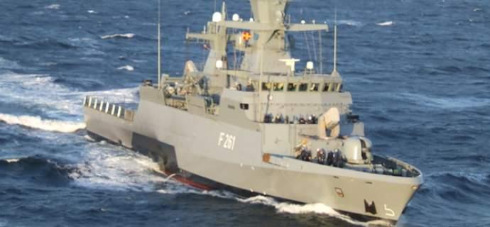Neue Korvetten der Klasse 130 - Hand in Hand für die Deutsche Marine