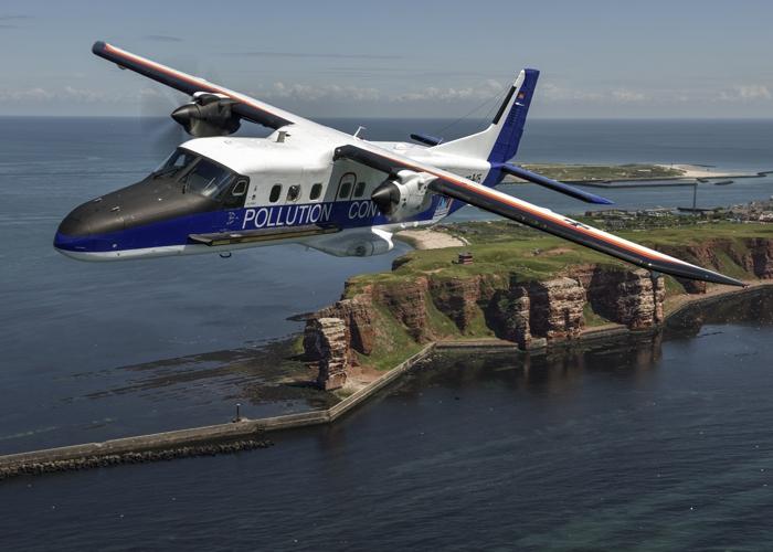 RUAG International unterstützt ADS-B Avionik-Upgrade für zwei Dornier 228 der deutschen Marine