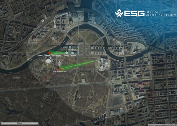 ELYSION: hochspezialisierte Counter-UAS-Software für bestmöglichen Schutz vor Gefahren durch Drohnen