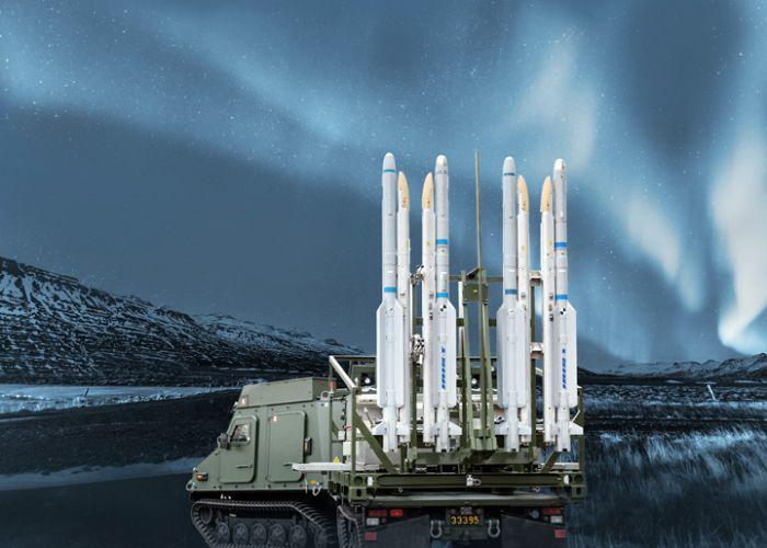 Diehl Defence unterzeichnet Vertrag für die mobile bodengebundene Luftverteidigung in Norwegen