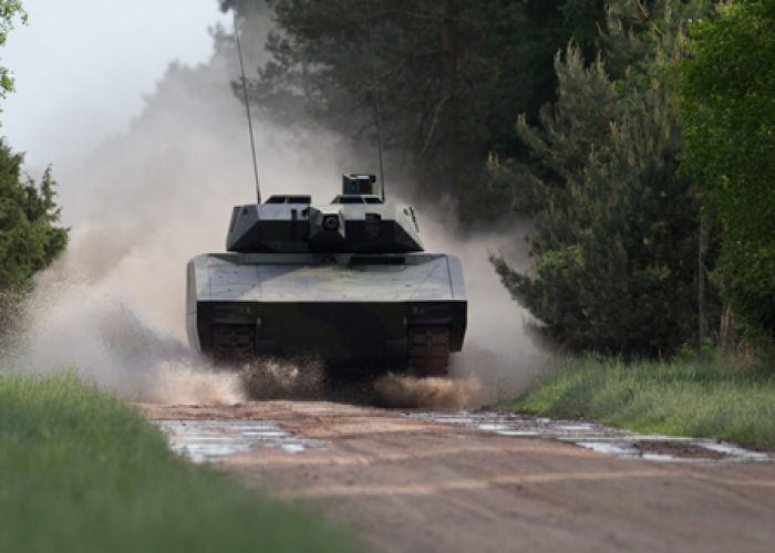 Rheinmetall bietet Schützenpanzer Lynx KF41 für das australische Beschaffungsprogramm Land 400 Phase 3 an