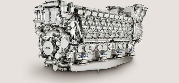 Rolls-Royce und Goa Shipyard Limited vereinbaren die Fertigung von MTU-Motoren in Indien