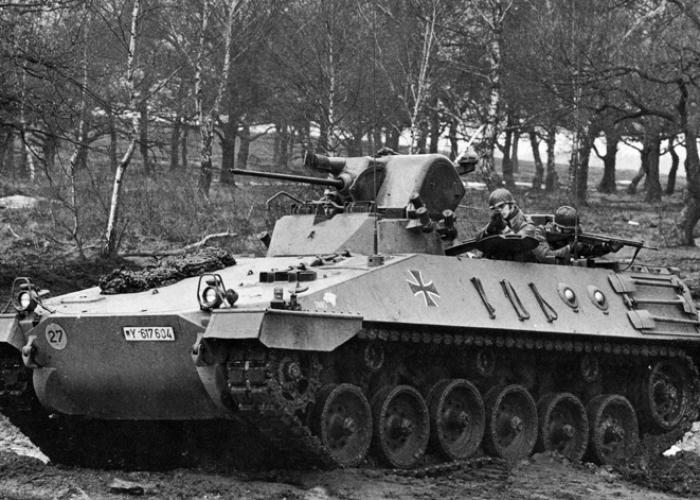 50 Jahre Schützenpanzer Marder - Bewährtes Arbeitspferd der Panzergrenadiere