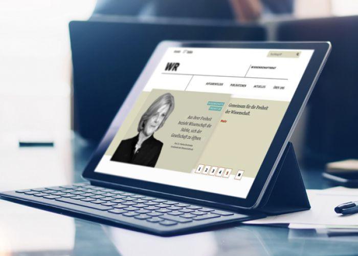 Materna hat erste Behörden-Website des Wissenschaftsrates auf dem neuen Open Source basierten GSB 10 gelauncht
