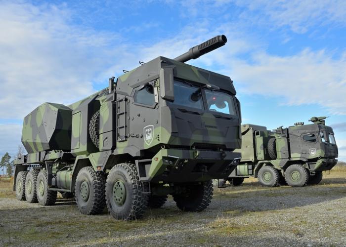 Kontinuität und Wandel: Rheinmetall stellt neue HX3-Fahrzeuggeneration vor