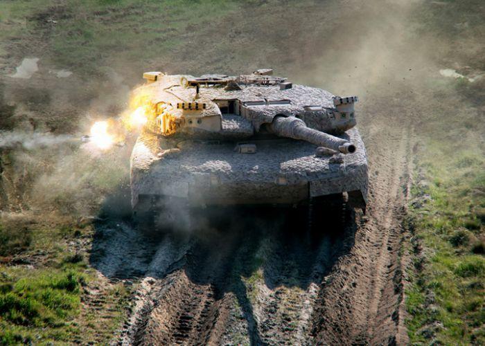 Aktives Nahbereichs-Schutzsystem Rheinmetall StrikeShield für umfangreiche Tests der U.S. Army ausgewählt