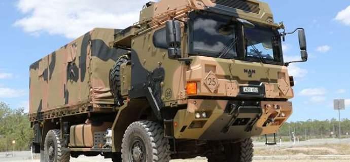 Rheinmetall modernisiert britische Logistikfahrzeugflotte – Lieferung von 382 Nachrüstsätzen EPLS
