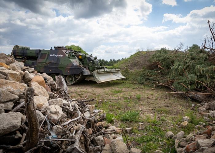 Rheinmetalls Kodiak wird neuer Pionierpanzer der Bundeswehr