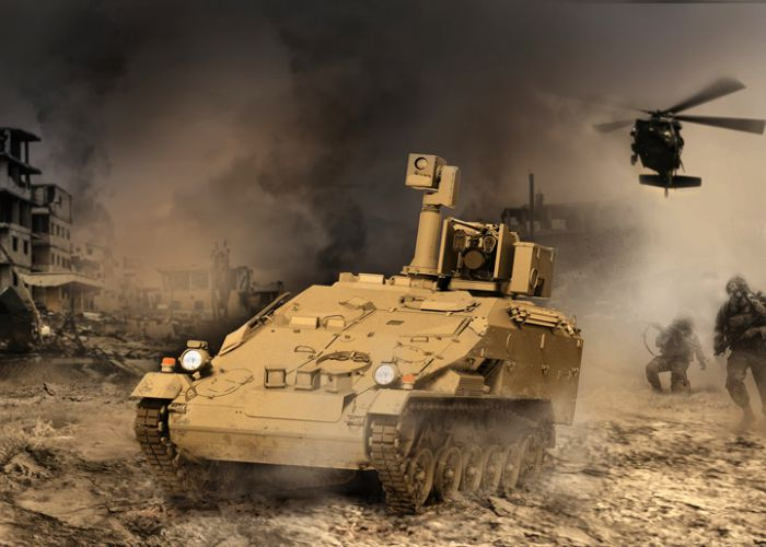"Rheinmetall auf der AUSA 2019: Der ""Next Generation Technology-Partner"" der U.S. Army"