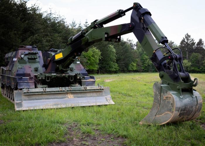 Neue Pionierpanzer für die Bundeswehr: Kodiak folgt auf Dachs