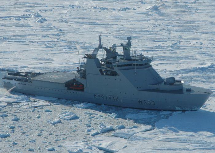HENSOLDT liefert Schiffsradar an norwegische Küstenwache - zuverlässige Luft- und Seeraumüberwachungssysteme für arktische Patrouillenboote