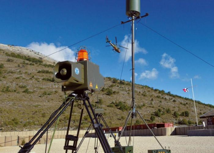 Thales liefert RAM-Alarmsysteme vom Typ Ground Alerter 10 für den Feldlagerschutz der Bundeswehr