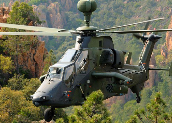 Airbus Helicopters unterzeichnet Vertrag über Global Support für Tiger-Hubschrauber