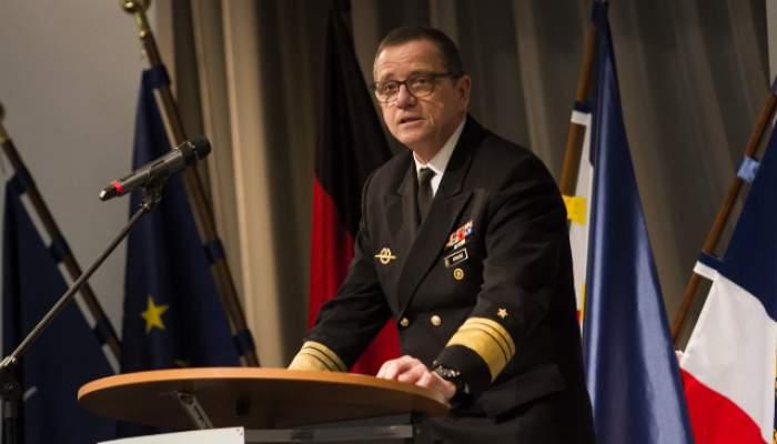 """Inspekteur der Marine: """"2019 wird wieder ein sehr forderndes Jahr!"""""""