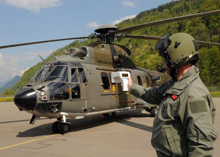 RUAG verkauft Sensor-Testgeräte für Helikopter «missim» an die Bundeswehr